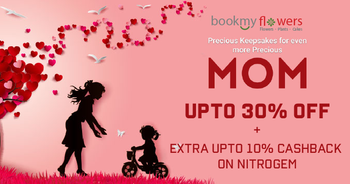 Book My Flowers Banner