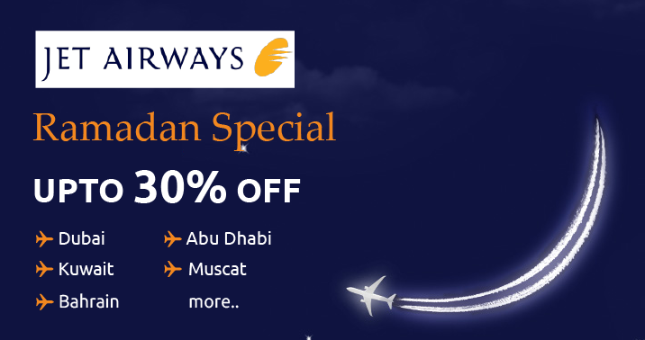 Jet Airways Banner
