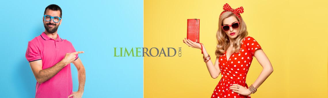 Limeroad Banner