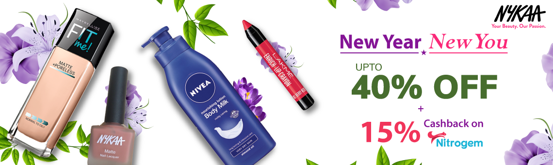 Nykaa.com Banner