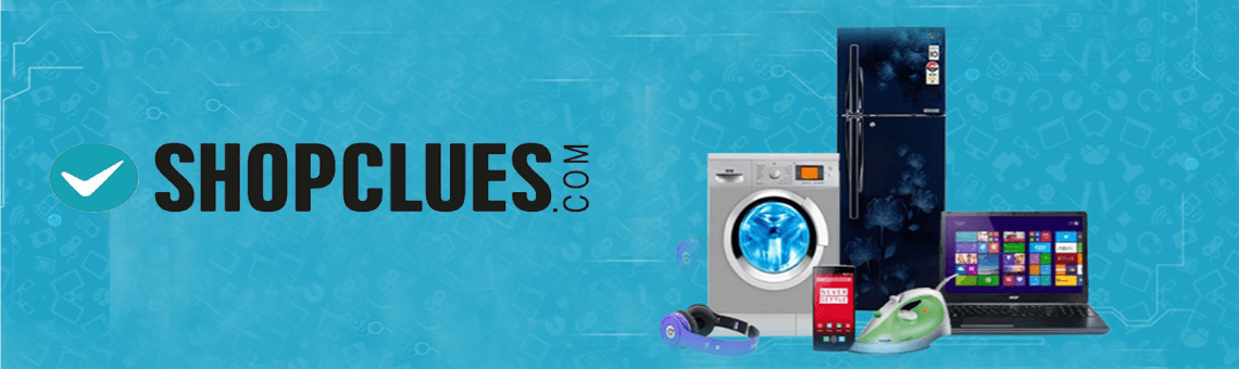 SHOPCLUES.com Banner