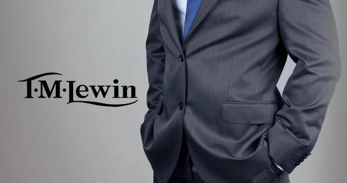 T M Lewin Banner