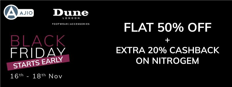 Flat 50% OFF