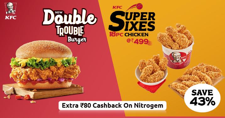 KFC Discount Offer