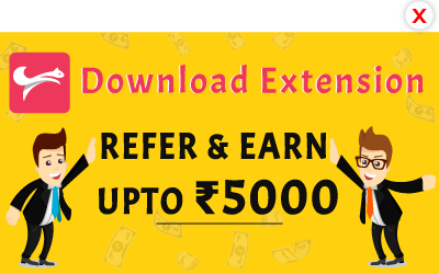 Earn Rs. 5,000 by referring your friends to download Nitrogem Extension